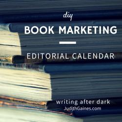 DIYBookMktg_ EditorialCalender_JudithGaines