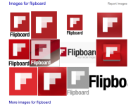 Flipboard-Logos